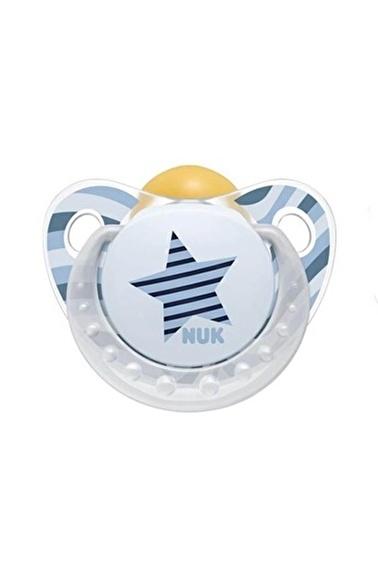Nuk Lx Emzik Trendline No:1 Bebek (0-6 Ay) Mavi